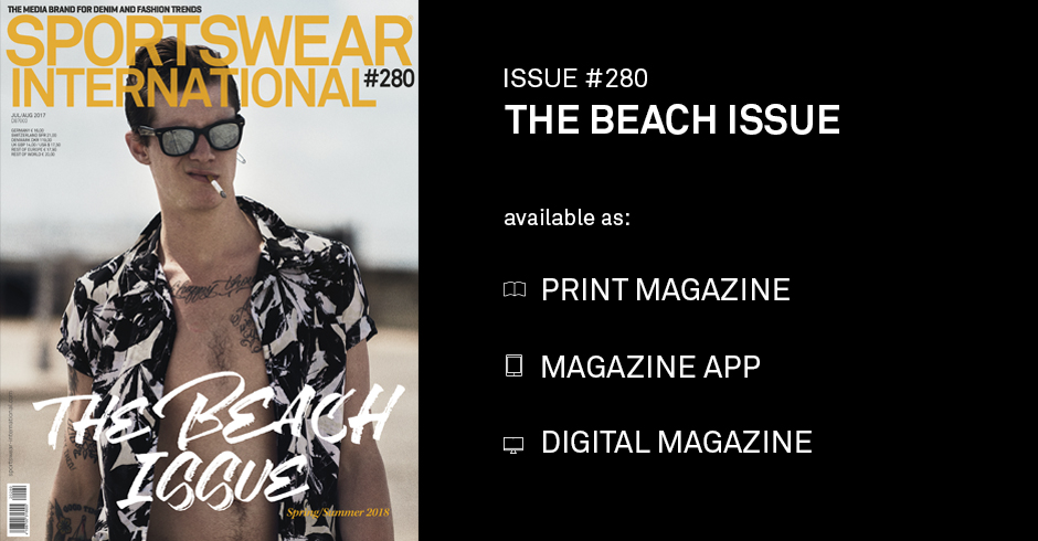 THE BEACH ISSUE