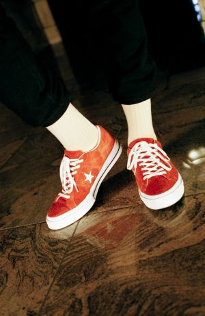From court to street: Converse pimps its One Star silhouette