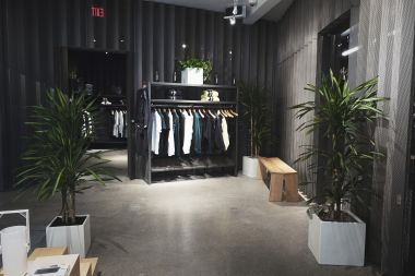 ..to T by Alexander Wang and Kenzo are housed at the fashion boutique.