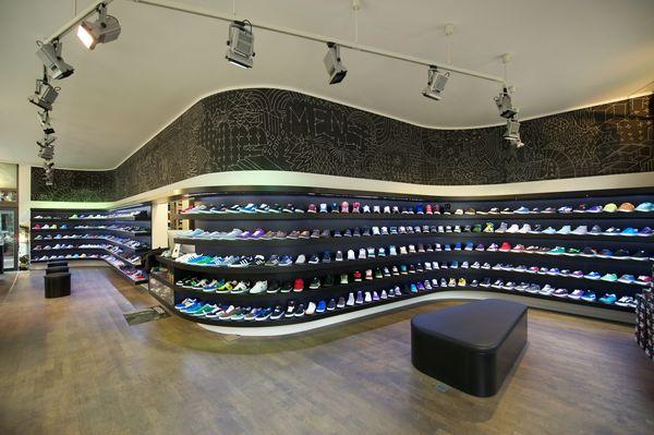 bcd25de5a6 Shoe store by Planet Sports
