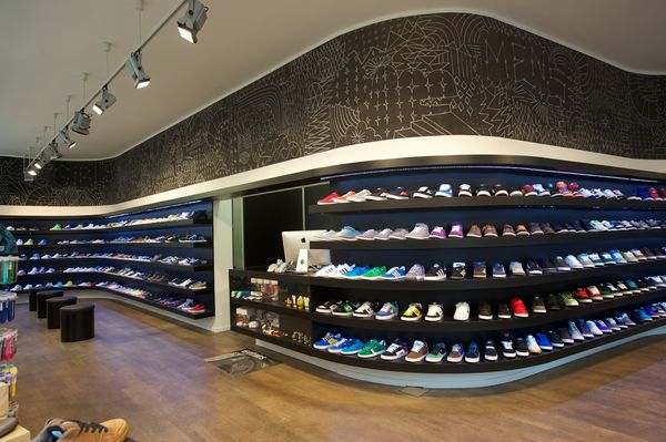 14dcb2ccf2 Planet Sports  new shoe store in Munich