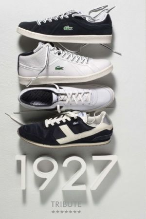 1927 Tribute Lacoste Collection