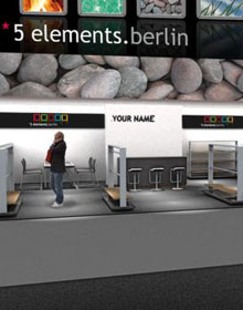 5 elements.berlin rendering