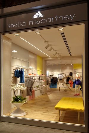 Adidas by Stella McCartney opens first store in London