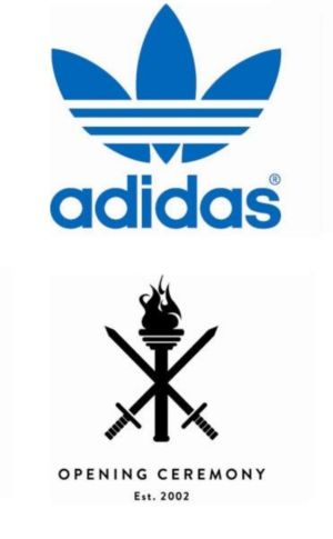 Adidas Orginals cooperates with Opening Ceremony