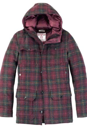 Aigle by Harris Tweed