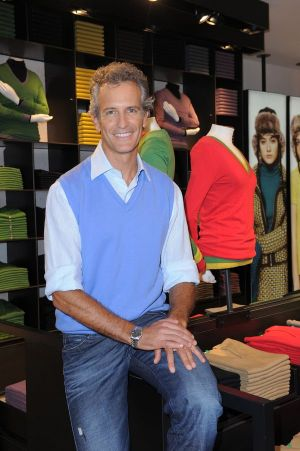 Alessandro Benetton, executive VP, Benetton