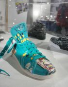 All about sneakers, art and music