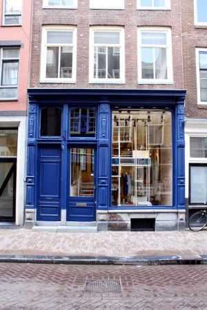 Amsterdams Blauw store in Amsterdam