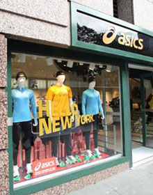 Asics New York