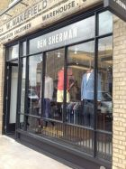 Ben Sherman: new store in London