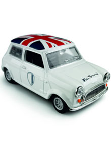 Ben Sherman's Mini