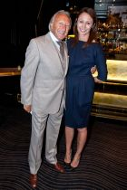 British Fashion Council: Harold Tillman chairman and CEO Caroline Rush