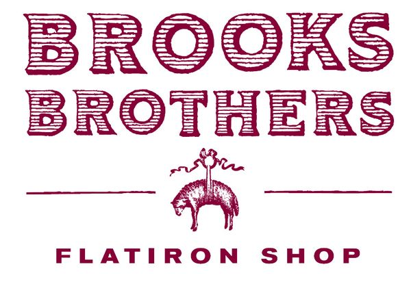 Brooks Brothers Flatiron Shop logo