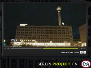 C&A Berlin PROJECTion