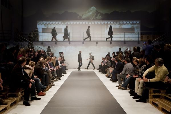 Camel Active f/w 2012 fashion show