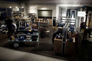 Camel Active launched new shop design