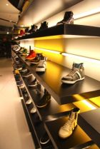 Citadium sneaker area; photo by Barbara Markert