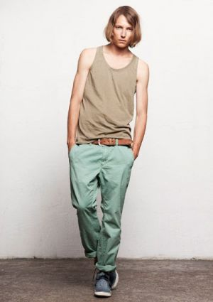 Closed s/s 2011 men's collection