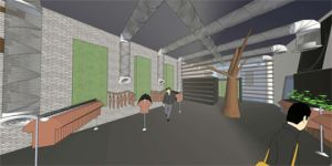 DDC Lab store rendering
