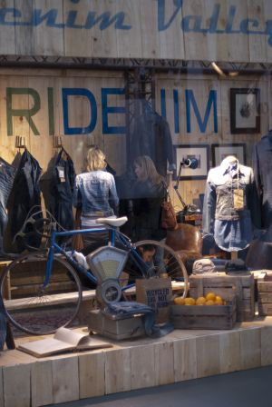 Denim by PV well attended