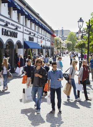 Stories: Designer Outlet Roermond opens 35 new stores