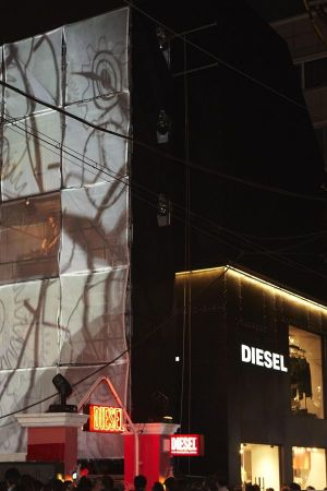 Diesel opens new flagship store in Seoul