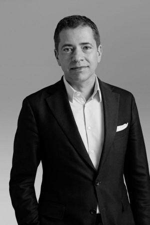 Dieter Holzer, CEO of Tom Tailor