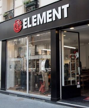 Element store Paris