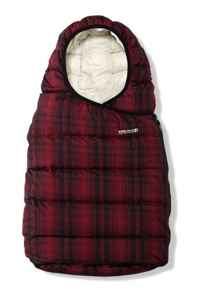"""Enfant"" sleeping bag by Woolrich"