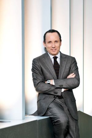 Ermenegildo Zegna, CEO of the Zegna Group