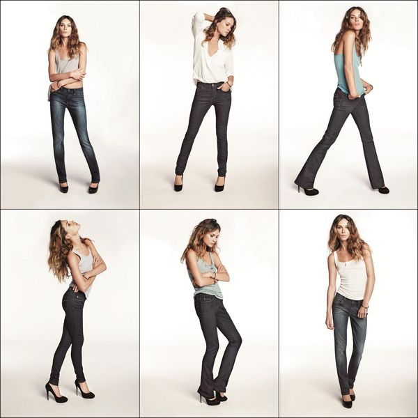 Esprit Denim: Slim High, Skinny Medium, Boot High, Skinny Medium, Skinny Boot Medium, Straight Medium
