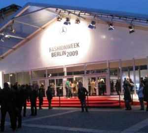 Fashion Week Berlin: Location at Bebelsplatz