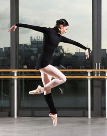 Freddy for The Royal Ballet