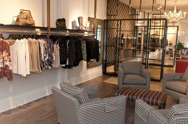 Frey Boutique interior