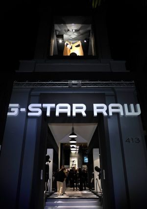 G-Star Raw store Rodeo Drive