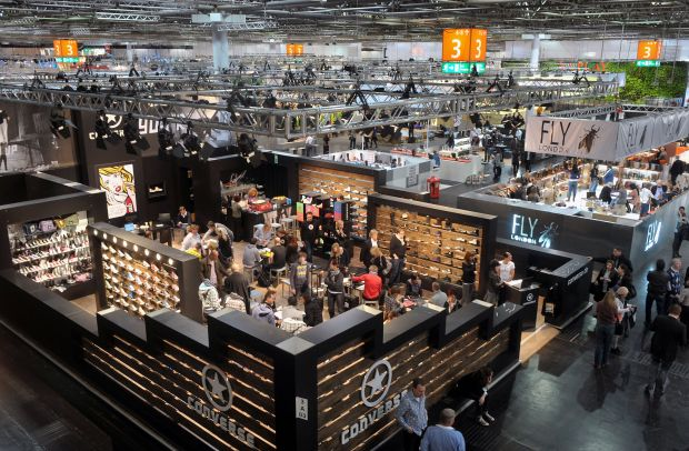 GDS Dusseldorf shows 780 brands in September