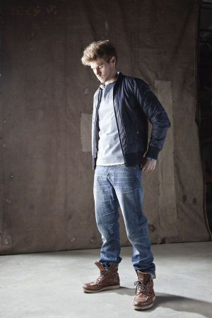 "Gaastra launches new denim collection ""Blue"" for men"