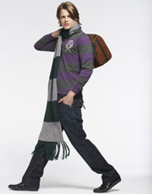 Gas FW 2008 look