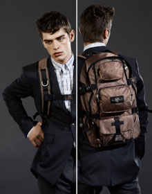 Gaspard Yurkievich for Eastpak
