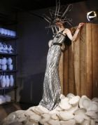 Giles Deacon installation