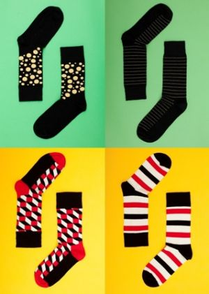 Happy Socks X Standard Hotels
