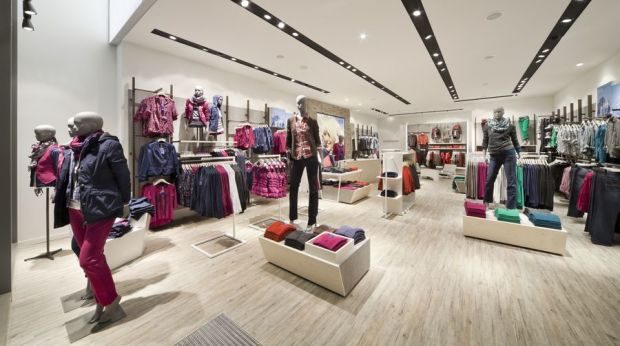 Inside the Cecil store in Bochum's Ruhrparkcenter