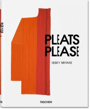 Issey Miyake Pleats Please as protagonist of a newly released book