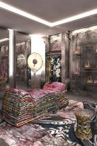 Just Cavalli Flagship store in Milan