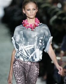 Just Cavalli at Milan Fashion Week