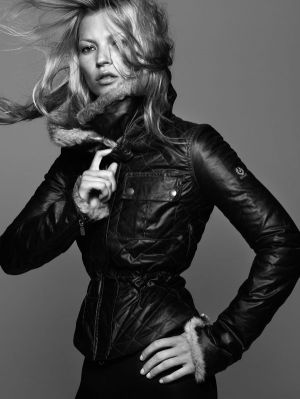 Kate Moss for Belstaff