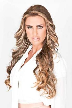 Katie Price launches jewelery collection