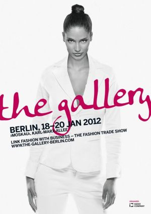 Key Visual The Gallery Berlin
