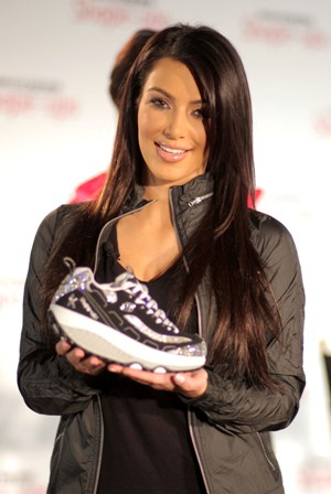 Kim Kardashian for Skechers